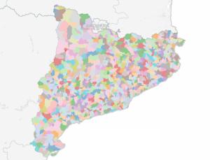Spain Municipalities