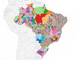 Brazil - Setores Censitarios