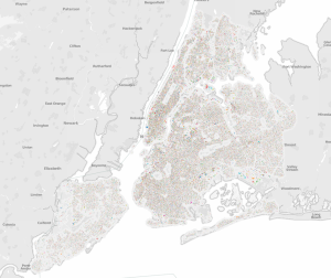 New York City - Building Footprints