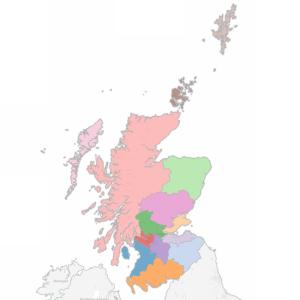 [UK] Scotland NHS Health Boards