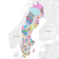 Municipalities of Sweden