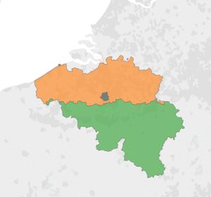 BE-region